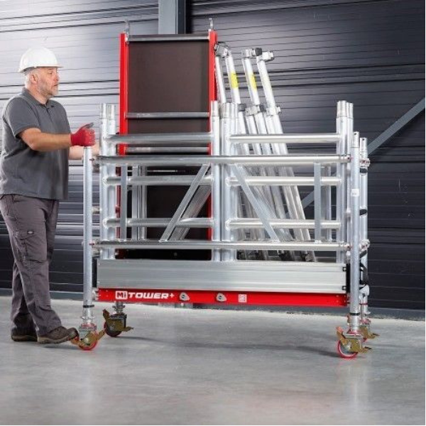 Altrex rolling scaffold tower