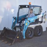 Huski Skid Steer Loader Hire